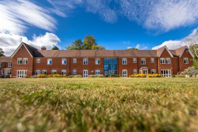 Bartlett's residential care home in Stone, near Aylesbury, Buckinghamshire